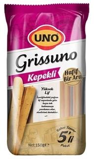 Uno Grissuno Kepekli Çubuk 150 Gr ürün resmi