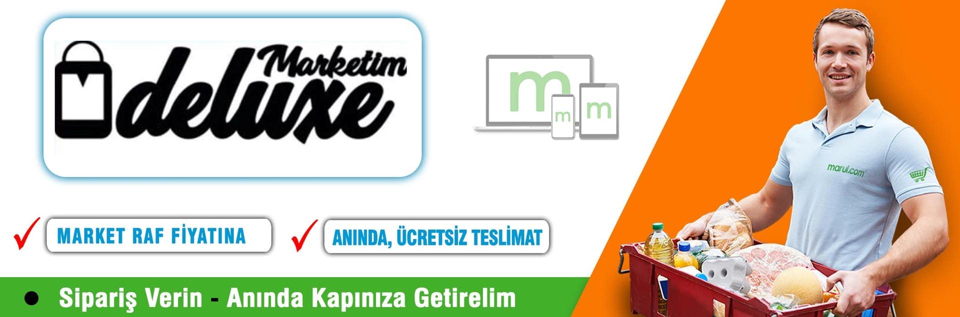 samsun marketim deluxe online market alışverişi