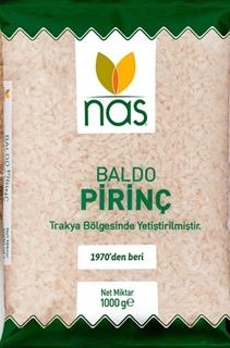 Nas Pirinç Trakya Baldo 1000 Gr ürün resmi