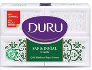 Resim Duru Kalıp Sabun Saf & Doğal Klasik 600 Gr
