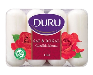 Duru Güzellik Sabunu Saf & Doğal Gül 280 Gr ürün resmi