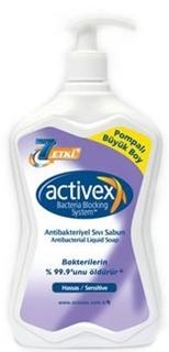 Activex Antibakteriyel Sıvı Sabun Hassas 700 Ml ürün resmi