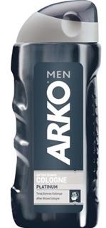 Arko Men Tıraş Kolonyası Platinum 250 Ml ürün resmi