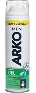 Arko Men Tıraş Jeli Anti Irritation 200 Ml ürün resmi