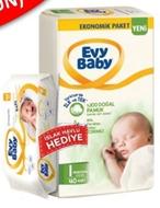 Picture of Evy Baby Yendoğan+Islak Havlu 1 Numara 54 Lı