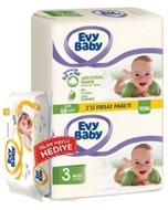 Picture of Evy Baby Midi 2 Li+Islak Havlu 3 Numara 68 Li