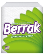 Picture of Berrak Peçete 100 Lü