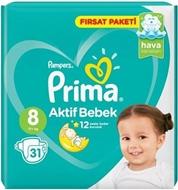 Resim Prima Fırsat Paketi 8 Numara 31 Li