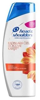 Head & Shoulders Şampuan Kadınlara Özel Saç Dökülmelerine Karşı 400 Ml ürün resmi
