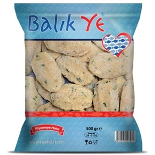 Picture of Balık Ye Levrek Kofte 500 Gr