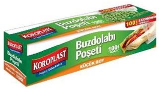 Koroplast Buzdolabı Poşeti Eko Küçük 100 Lü ürün resmi