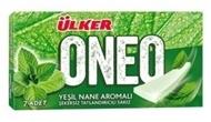Resim Ülker Oneo Slim Nane Aromalı Sakız 14 Gr