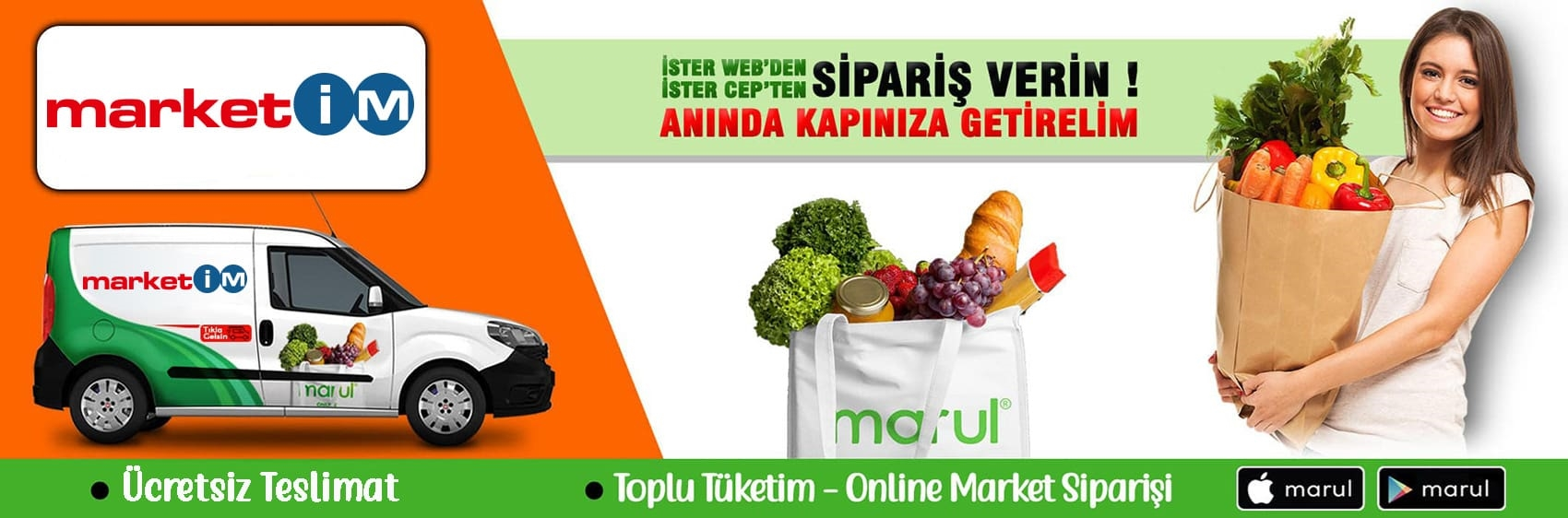 Artvin Marketim Gross Online Market Siparişi