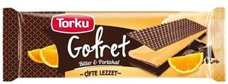 Torku Gofret Portakal Bitter 142 Gr ürün resmi