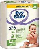 Picture of Evy Baby Maxiplas+Islak Havlu 4+ Numara 26 Lı