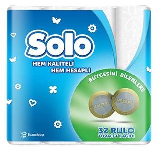 Solo Tuvalet Kağıdı Akıllı Seçim 32 Li ürün resmi