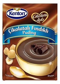 Kenton Çikolatalı Fındıklı Puding 100 gr ürün resmi
