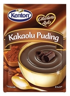 Resim Kenton Çikolata Aşkı Kakaolu Puding 120 gr