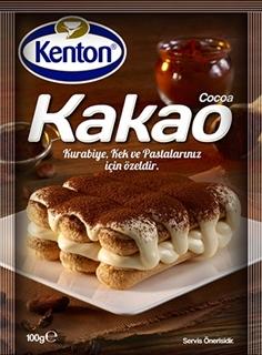 Kenton Kakao 100 gr ürün resmi