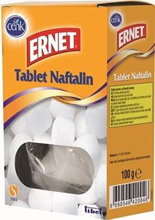 Ernet Cenk Naftalin Tablet (24) 100 Gr ürün resmi