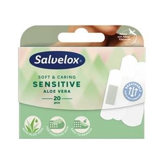 Salvelox Sensitive Hassas Ciltler İçin Yara Bandı 20 Li ürün resmi
