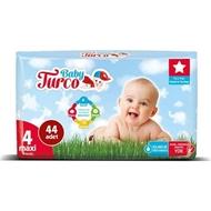 Resim Baby Turco No:4 Maxi 8-18 Kg 44 Lü
