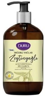 Duru Sıvı Sabun Değerli Yağlar Zeytinyağı 500 Ml ürün resmi
