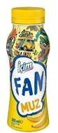 Resim Ülker İçim Süt Fan Muzlu 6x200 Ml