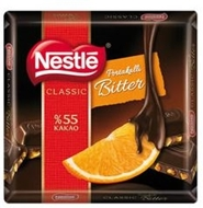 Picture of Nestle Çikolata Kare Klasik Portakal 65 Gr