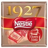 Resim Nestle Çikolata Kare 1927 Sütlü 60 Gr