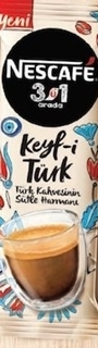Nescafe 3ü1 Keyfi Türk 18,5 Gr ürün resmi