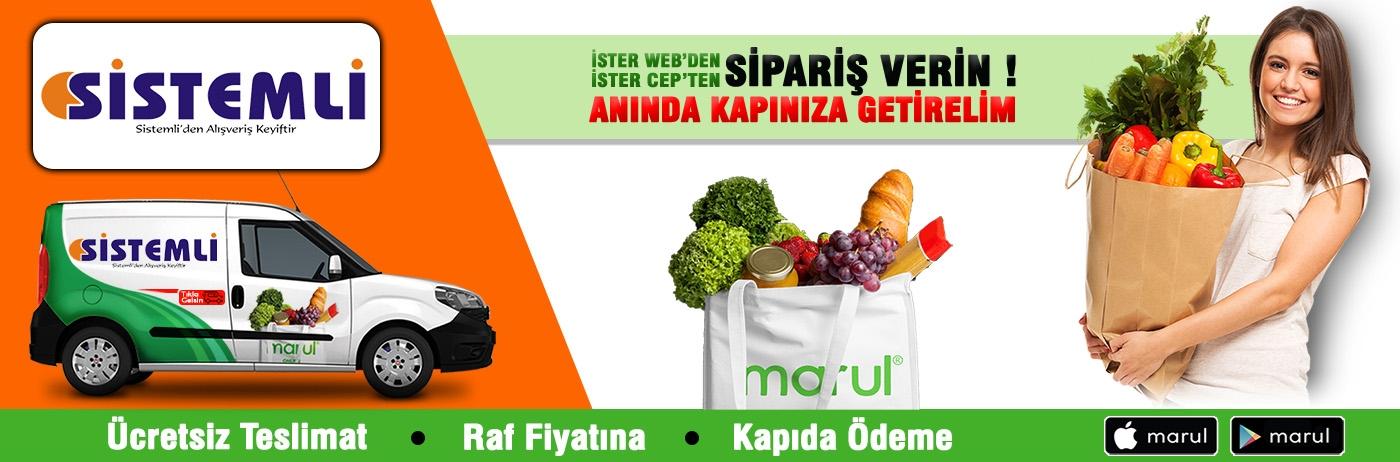 Gaziantep sistemli market online market siparişi