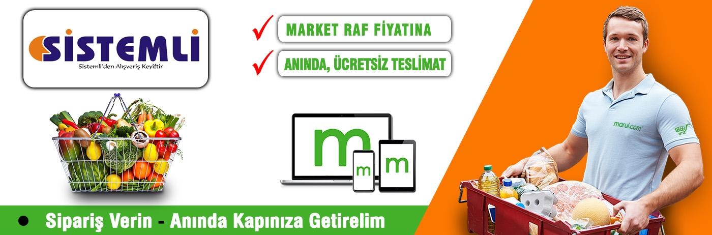 Gaziantep sistemli market online sipariş