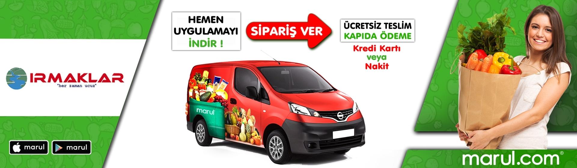istanbul esenyurt ırmaklar market online market alışverişi