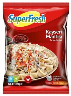 Picture of Superfresh Mantı Kayseri 400 Gr