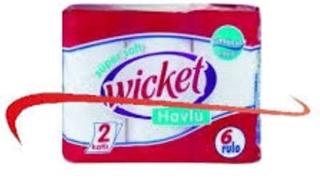 Picture of Wicket Havlu 6 Lı