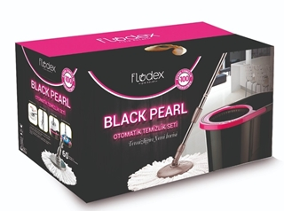 Picture of Flodex Temizlik Seti Black Pearl