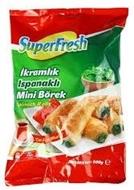 Resim Superfresh İkramlık Ispanaklı Börek 500 Gr