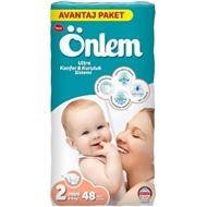 Picture of Önlem Avantaj Paket Bebek Bezi 2 Beden Mini 48 Li