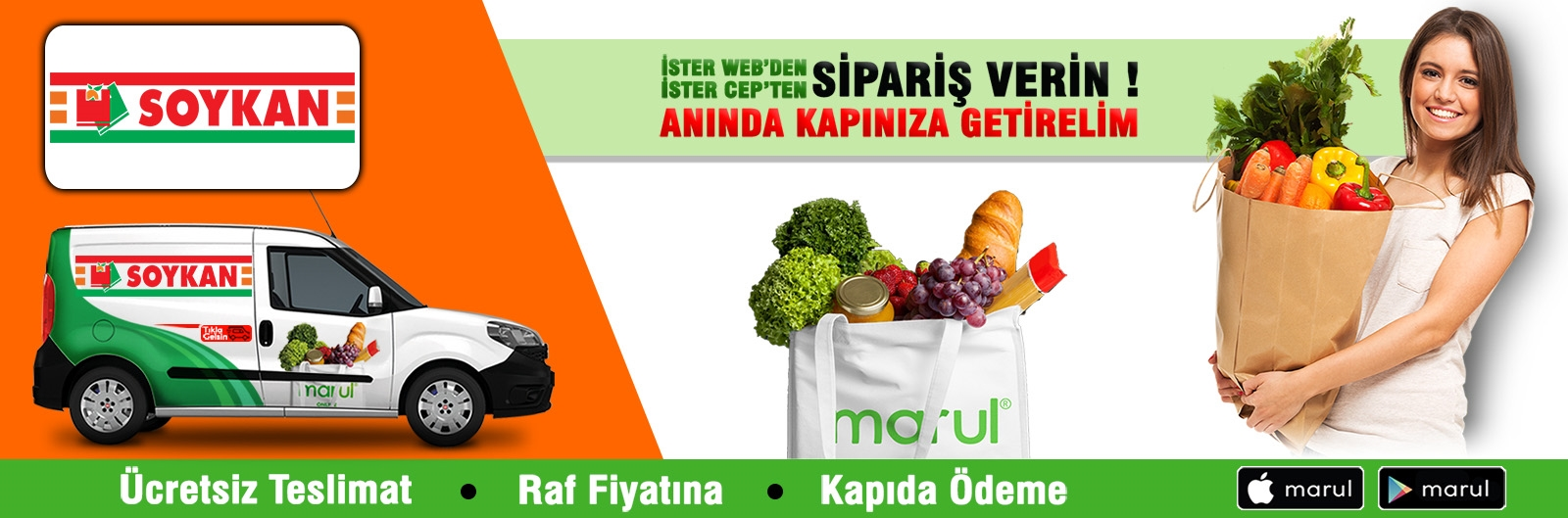 ankara soykan marketleri online sipariş
