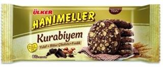 Hanımeller Yulaflı Kakaolu Kurabiyem 72 Gr ürün resmi