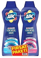 Resim Abc 750 Ml+750 Ml Amonyak Bahar Krem