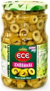 Ece Zeytin Dilimli Yeşil 150 Gr ürün resmi