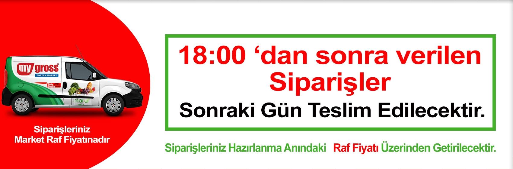 Konya Meram my gross toptan market online market alışverişi