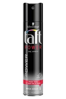 Taft Power Kafein Sprey 250 Ml ürün resmi