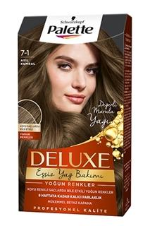 Palette Deluxe 7-1 Küllü Kumral ürün resmi