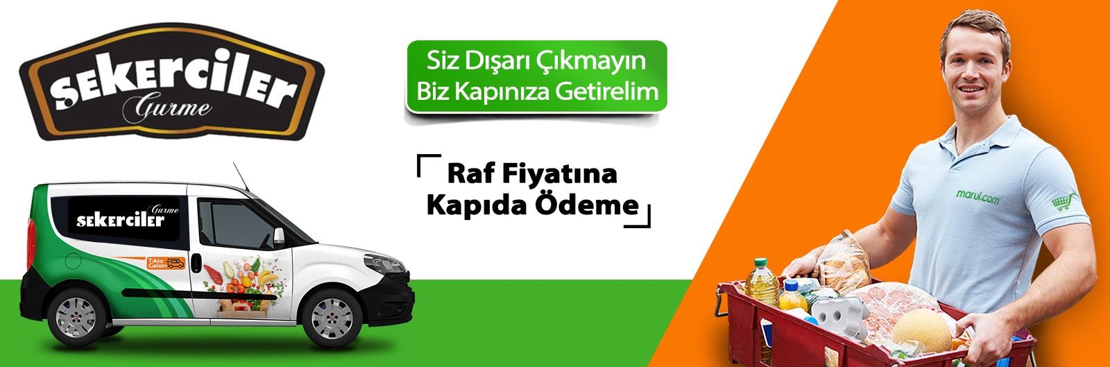 Ankara Şekerciler Market Online Sipariş