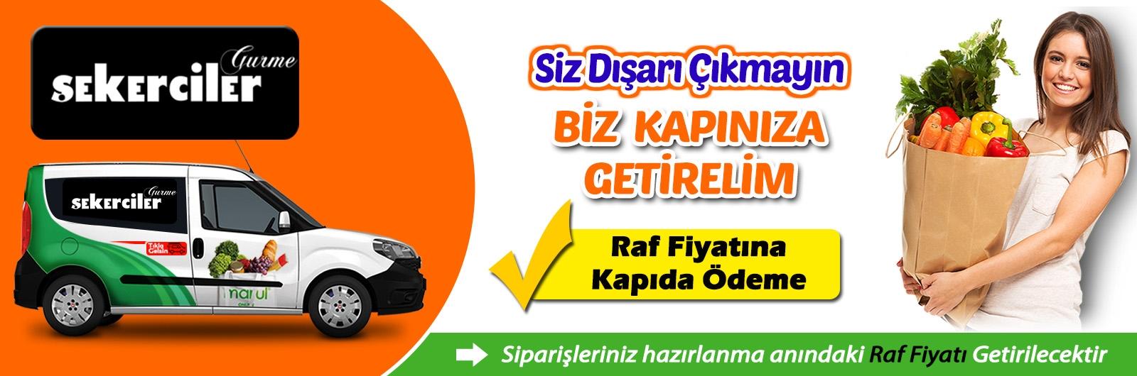 Ankara Şekerciler Market Online Market Alışverişi