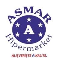 Asmar Hipermarket market görseli
