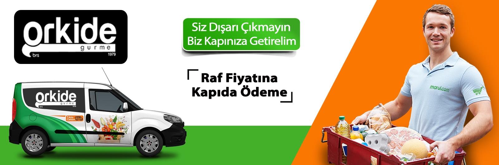 Antalya Konyaaltı orkide online market siparişi